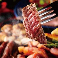 本格炭火焼ステーキをご堪能下さい♪