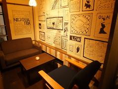 少人数2~3名様の個室もあります★デート・親しい人とのお食事にオススメ!他のお客様の目を気にすることなくお楽しみいただけます
