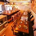 東京都心でグランピング?!豊富な肉・魚のお料理で都心にいながらキャンプ気分を味わえます☆