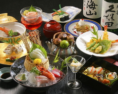 季節料理 港見世 濱の写真