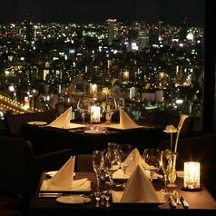 スカイラウンジエアシップ ホテル大阪ベイタワーの雰囲気1