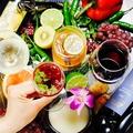 料理メニュー写真【夏季限定】季節のGT贅沢コース