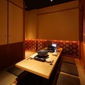 しゃぶしゃぶ すきやき 個室ダイニング 天空 道頓堀店の雰囲気3