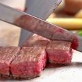料理メニュー写真大和牛特選ステーキ