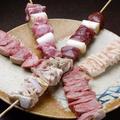 料理メニュー写真豚串