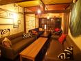 10~14名様までの個室もご用意できます!人数に応じて席変更いたします!各種宴会に★