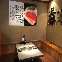 焼肉 牛スター 上野店の雰囲気1