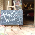 結婚式二次会も大大大歓迎!!一緒に企画を考えていきますよ♪