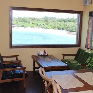 シーサイドカフェ 海遊 かいゆうの雰囲気1
