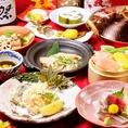 中~大人数に!【宴会5大特典】10名様以上で幹事1名様「料理コース」無料