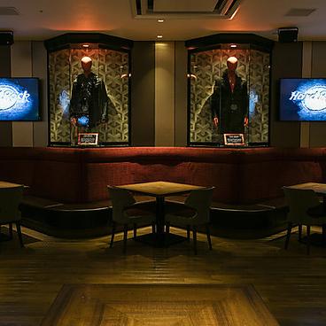 ハードロックカフェ ユニバーサルシティウォーク大阪 Hard Rock Cafe Universal Osakaの雰囲気1