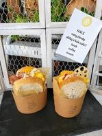 カフェで食べれるパン♪Standサンド★1ケ550円