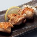 """料理メニュー写真""""サムライ""""純和赤鶏 もも焼"""