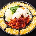 料理メニュー写真火ノ国チーズタッカルビ