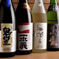 お米の里、福井県が誇るおいしい地酒を選りすぐり♪