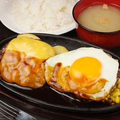 三浦のハンバーグ 御茶ノ水店の画像