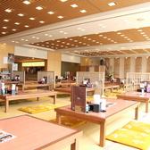 120畳の広々とした畳敷きスペースとなります。週末を中心に様々な演芸イベントも開催しております!ごゆっくりとお楽しみ下さい★