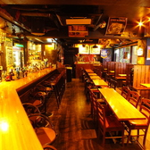 One Shot Bar Kiss dB キス ディービー 松戸店の雰囲気2