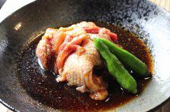 炭焼地鶏 山蔵のおすすめポイント1