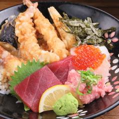 天丼と海鮮 谷町一味禅の写真