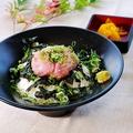 料理メニュー写真ミニネギトロ丼