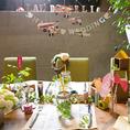 "【WEDDING】Laluce de Felice(幸せの輝き)がプロデュースする""緑溢れる空間で自由なオリジナルアットホームウエディング""[計40~60名様/別途相談可能です]"
