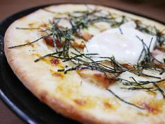 濃厚温たま照り焼きピザ