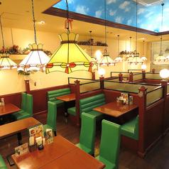 オムライスレストラン ワイズポム イオンモール鹿児島店の雰囲気3