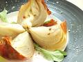 料理メニュー写真丸ごと玉葱のオーブン焼き