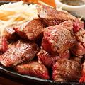 料理メニュー写真田くぼ牛のハラミ焼き
