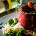 料理メニュー写真温野菜のバーニャカウダー