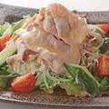料理メニュー写真すさみイノブタの冷しゃぶサラダ