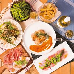 瓦 ダイニング kawara CAFE&DINING 新宿本店のコース写真