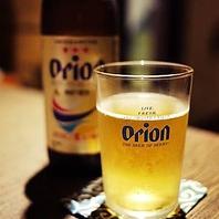 オリオンビール/呉の地ビールなど豊富なビール★