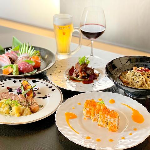 和琉創作 Dining 新