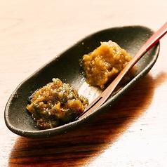 料理メニュー写真豆味噌