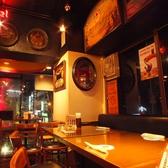 夜の二次会はもちろん、当店は夜の一次会のパーティプランも充実しています!アメリカンな雰囲気の中でパーティを楽しんでください☆