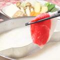 料理メニュー写真【和牛しゃぶしゃぶ90分食べ放題】和牛ロース・豚ロース・豚バラ・鶏ももスライス