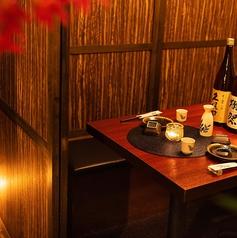 個室 地鶏炭焼 武蔵 綱島駅前店の雰囲気1