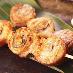 餅ベーコン/豚チーズ巻き/豚しそ巻き