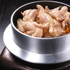 鶏とごぼう釜飯