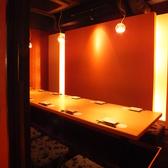 全席個室 ウメ子の家 四条河原町店の雰囲気3
