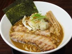 料理メニュー写真GaGaNa らーめん 魚介醤油