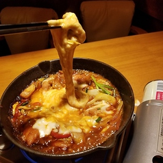 【とろ~り】チーズタッカルビ