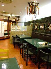 陳さんの盛興飯店の雰囲気1