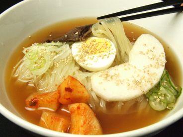 平壌冷麺 食道園のおすすめ料理1