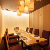 新宿での女子会や合コンに最適な完全個室