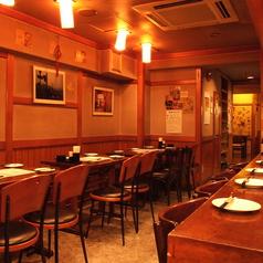 食彩酒席 ビカヴォの雰囲気1