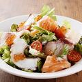 料理メニュー写真JINのシーフードサラダ