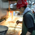 天ぷら…とんかつ…熱々をお届けします